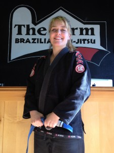 Jess Wriedt Kids Brazilian Jiu Jitsu Instructor