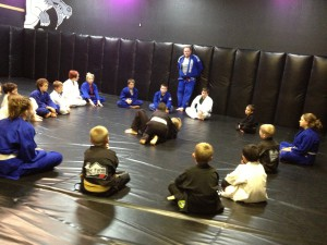 The Farm BJJ Kids BJJ