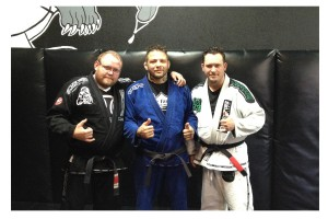 Danny Richards Renato Babalu Sobral Chris Connell BJJ MMA Brazilian jiu Jitsu The Farm BJJ