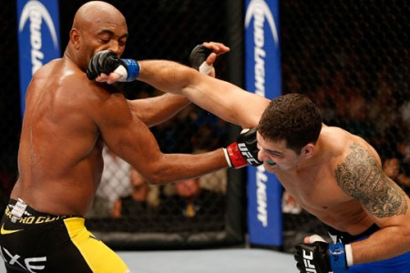 Thoughts on Silva vs. Weidman II