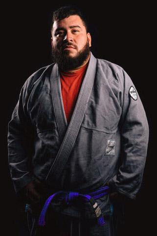 Carlos Rubio Brazilian Jiu Jitsu Instructor